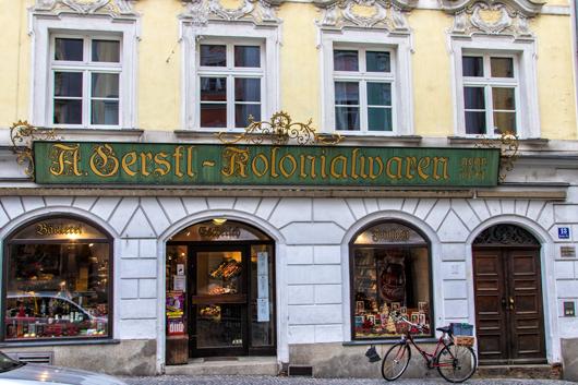 Kolonialwaren-Gerstl