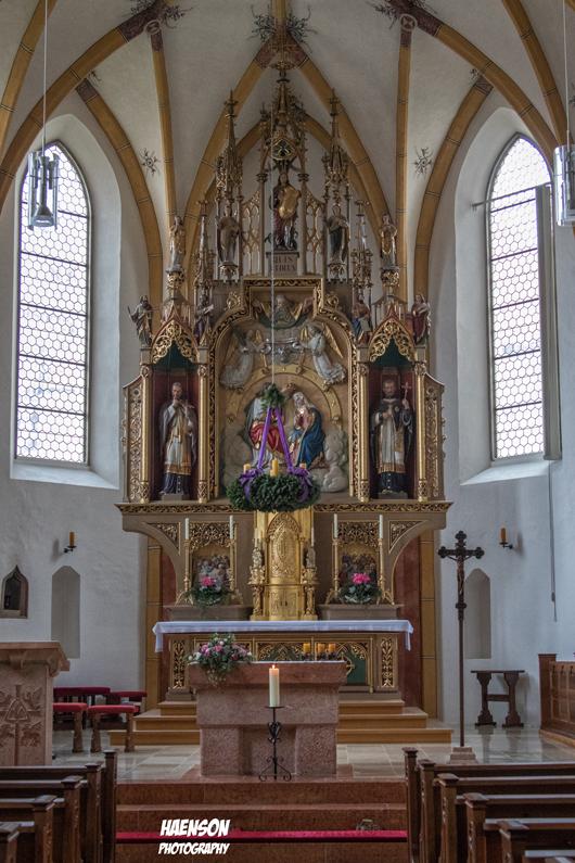 Pfarrkirche-Maria-Himmelfahrt-Bad-Birnbach