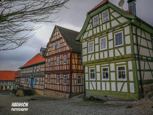 Ummerstadt-Weihnachten-2017-Fachwerkhäuser
