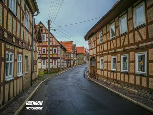 Ummerstadt-Weihnachten-2017-straße-Richtung-Bad-Rodach