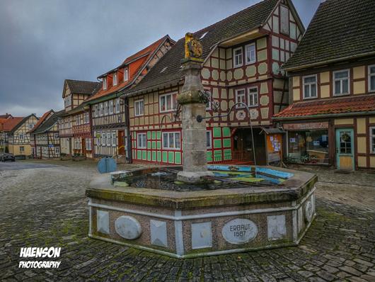 Ummerstadt-Weihnachten-Marktplatz