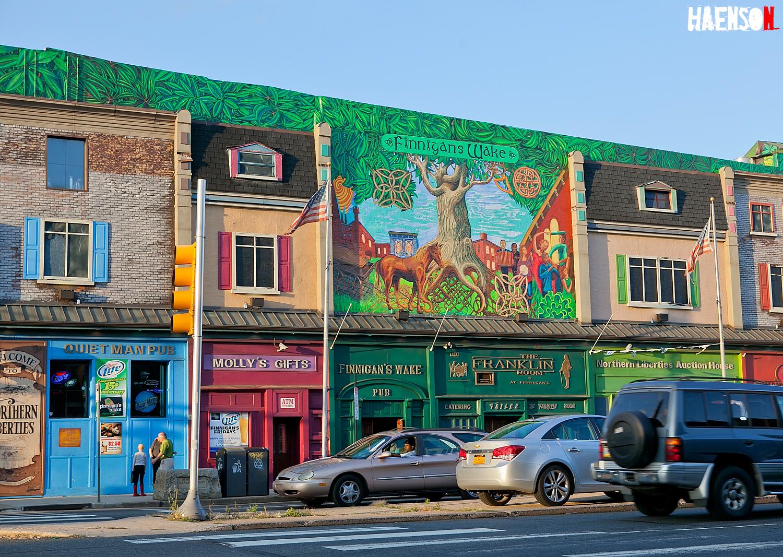 Murals Philadelphia